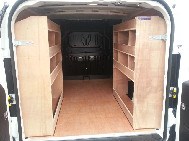 Vehicle Fit out